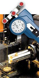 Zugspannungsmesser in der Drahterodiertechnik