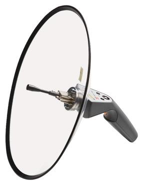 Ultraschall-Parabolspiegel für Leckage-Suchgerät LDT-1
