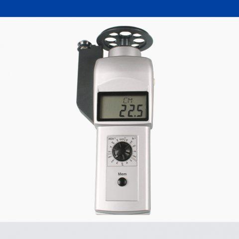 Fadengeschwindigkeits- und Längenmesser YS-105