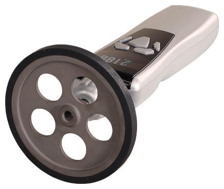 Tachometer DT-2100 mit 12 Inch Gummimessrad