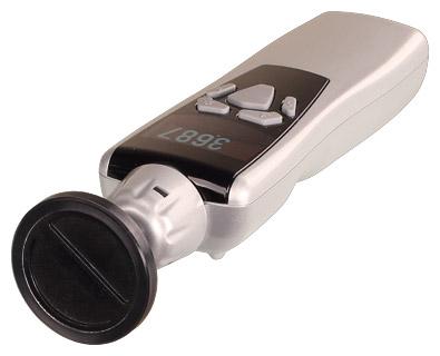 Tachometer DT-2100 mit 6 Inch Gummimessrad