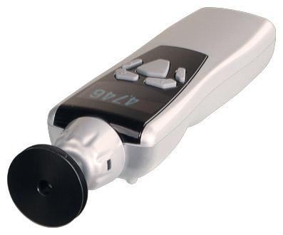 Tachometer DT-2100 mit 6 Inch Nutenmessrad