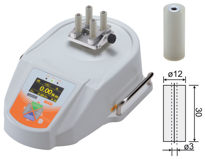 small table DT-STL-02 for torque meter DTXS and DTXA