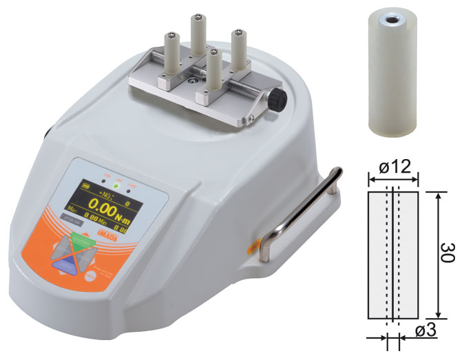 small table DT-STLW-02 for torque meter DTXS and DTXA