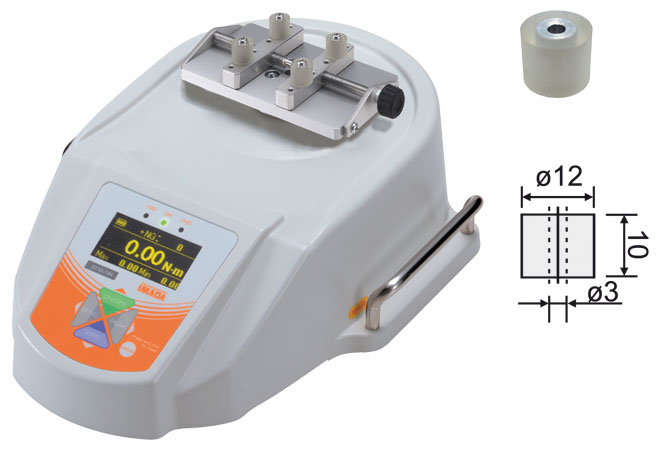 small table DT-STLW for torque meter DTXS and DTXA