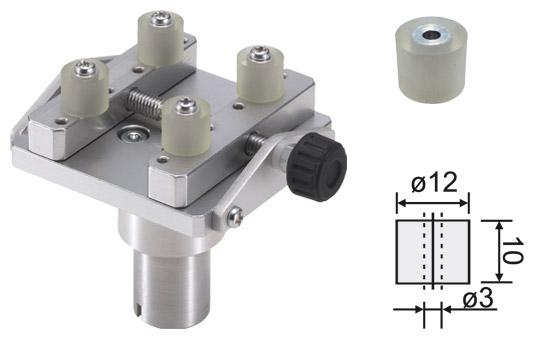 Kleiner Spanntisch HT-STL für Drehmomentmesser HTGS und HTGA