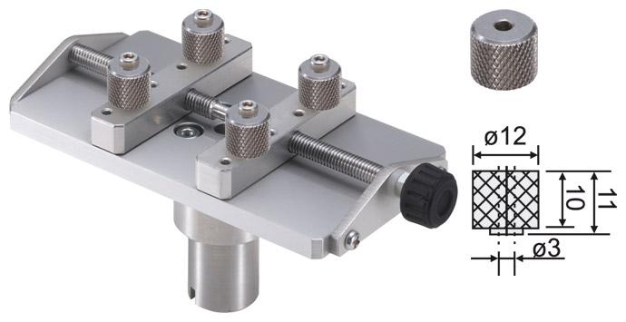 Spanntisch HT-STLW-01 für Drehmomentmesser HTGS und HTGA