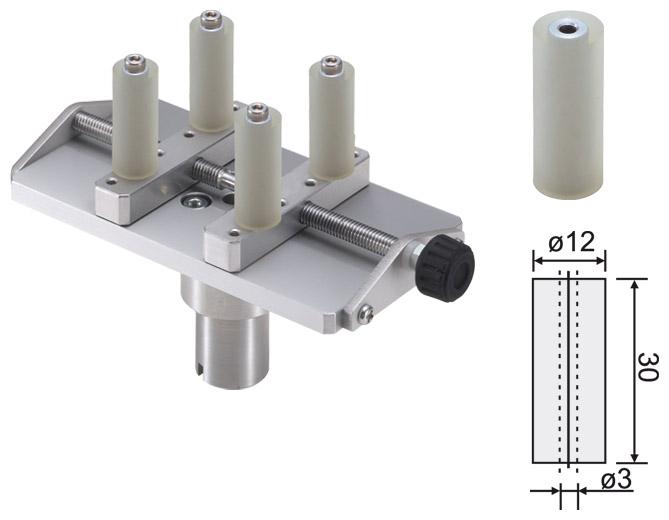Spanntisch HT-STLW-02 für Drehmomentmesser HTGS und HTGA