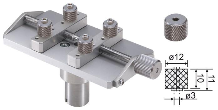 Spanntisch HT-STW-01 für Drehmomentmesser HTGS und HTGA