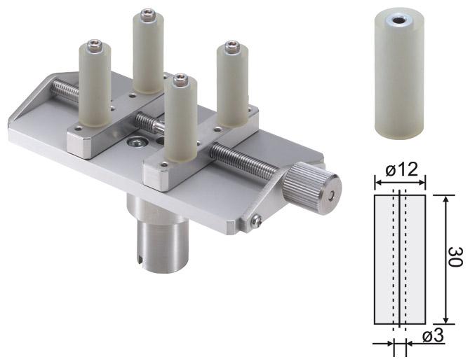 Spanntisch HT-STW-02 für Drehmomentmesser HTGS und HTGA