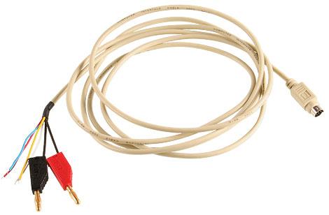Kabel EK0648 für den analogen Ausgang