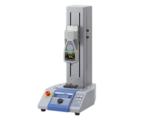 Vertikaler manueller Prüfstand MX2-2500N mit Kraftmesser ZTA