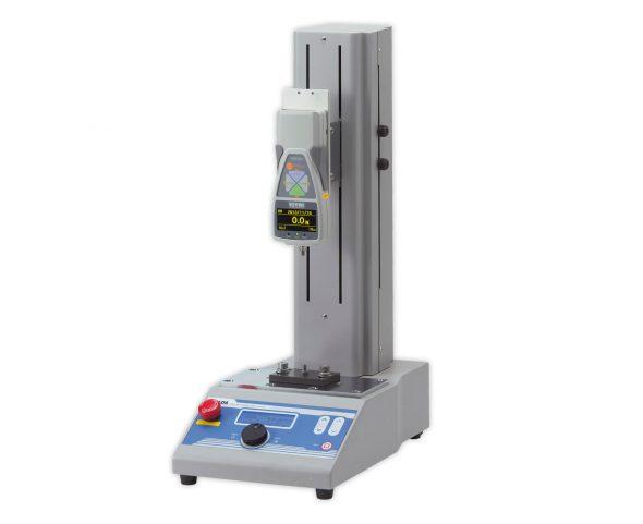 Vertikaler motorisierter Prüfstand MX2-500N mit Kraftmesser ZTA