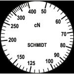 Skala Zugspannungsmesser MKM-400