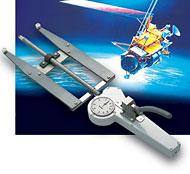 Zugspannungsmesser in der Weltraumtechnologie