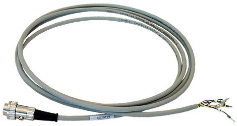 Kabel zum Anschluss eines Sensors Modellreihe TS an eine SC-PM Anzeige