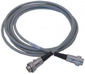 Kabel mit 2 Diodensteckern für Zugspannungssensoren Modellreihe TS