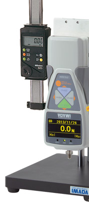 Distance Measuring System for Test Stands Code S