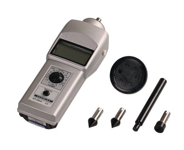 Tachometer DT-105A mit Standardzubehör