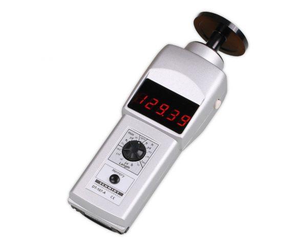 Tachometer DT-107A mit 6 Inch Gummimessrad