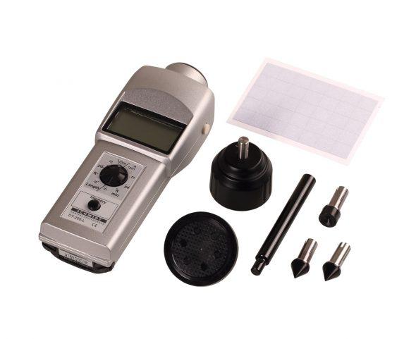 Tachometer DT-205L mit Standardzubehör