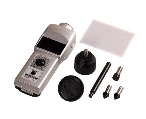 Tachometer DT-207L mit Standardzubehör