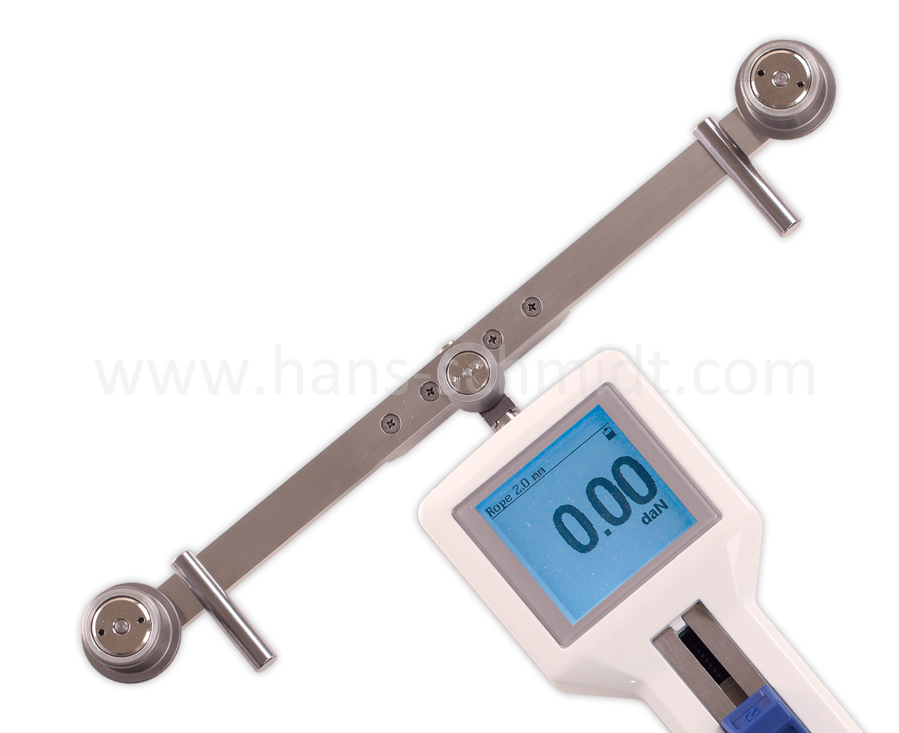 Tension Meter Dtx Hand Held Electronic Device Hans Schmidt Code 3 Led X 2100 Wiring Diagram Zugspannungsmesser 60k V1