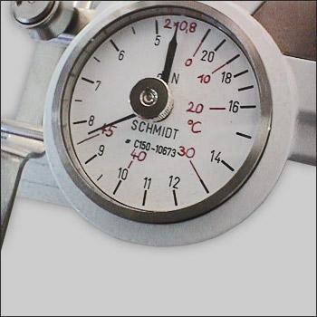 Zugspannungsmesser DX2-21K