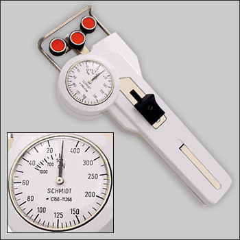 Zugspannungsmesser DX2-400