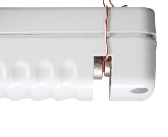 Materialstärkenausgleich bei Zugspannungsmessern der Modellreihe DX