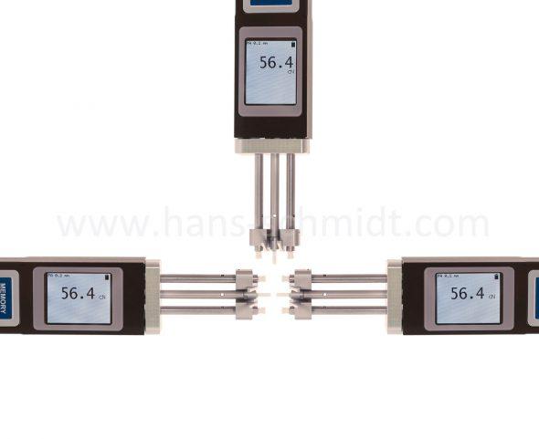 rotierbares Display Zugspannungsmesser ETPB und ETPX
