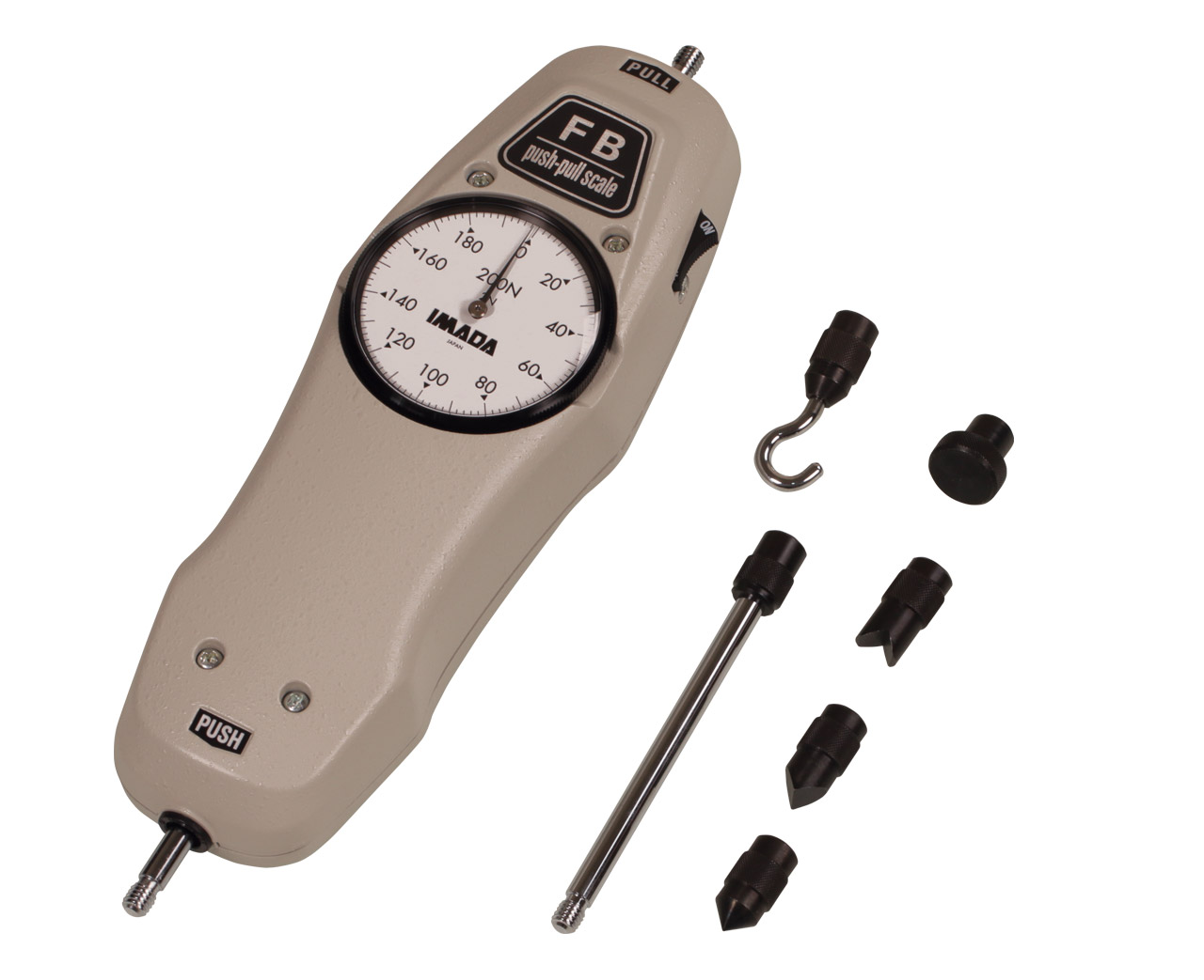 Force Gauge FB for compression and tension force - Hans Schmidt