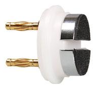 Flächen-Elektrode für Textilfeuchtigkeitsmesser DHT-2