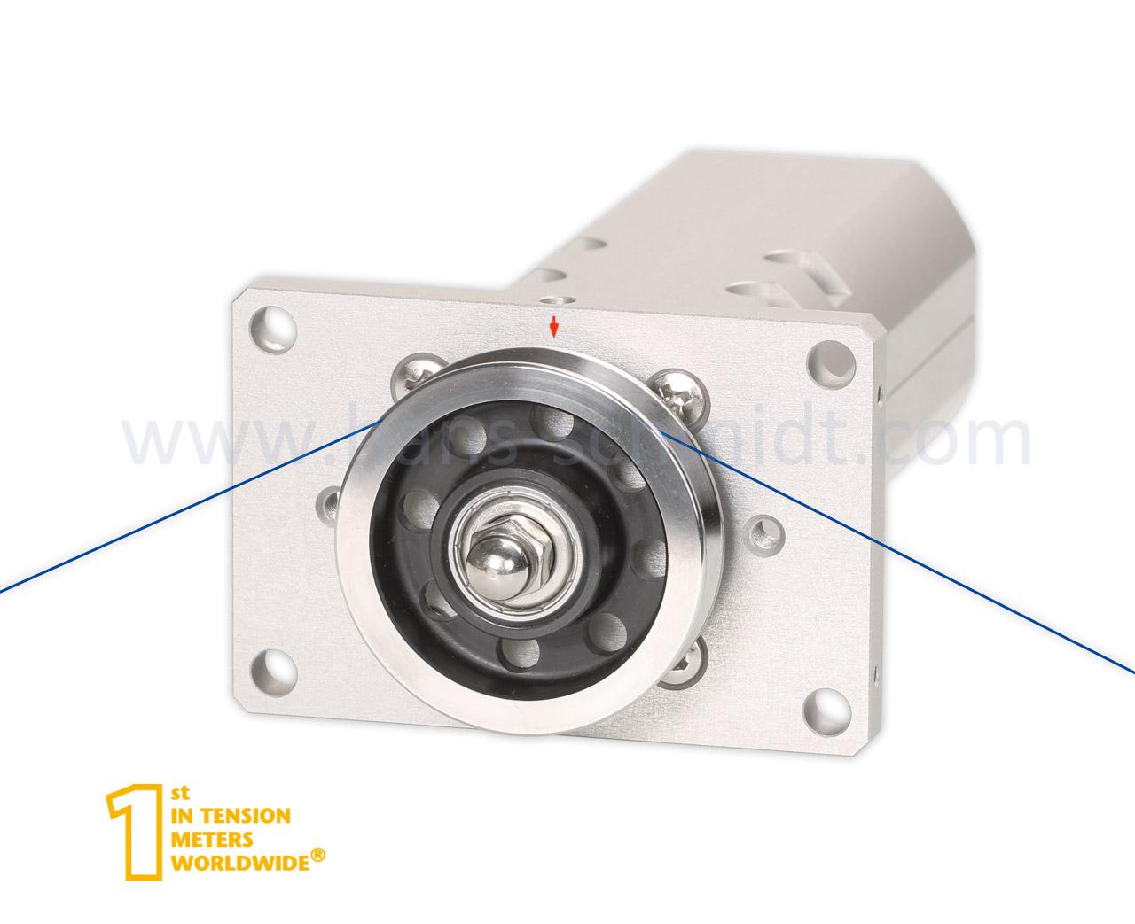Tension Sensor FSR, Singel Roller System - Hans Schmidt