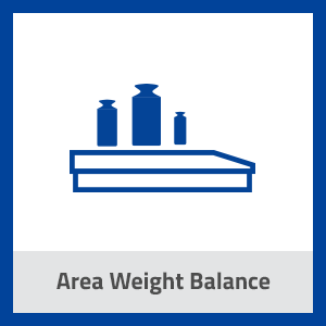 Icon Area Weight Balance