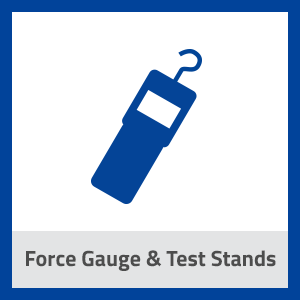 Icon Force Gauge and Test Stands