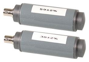 Kalibrier-Elektroden für Textilfeuchtigkeitsmesser DHT-2