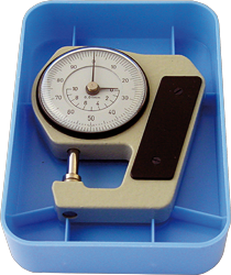 Scope of delivery thickness gauge J-15