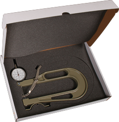 Scope of delivery thickness gauge J-200-30
