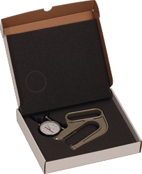 Scope of delivery thickness gauge K-100