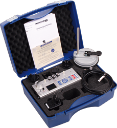 Scope of delivery tension meter MST