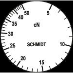 Skala Zugspannungsmesser MK-50