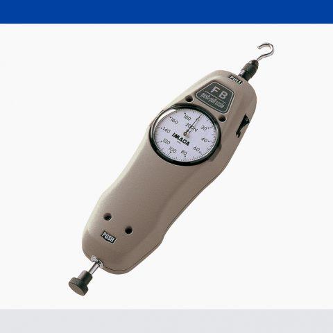 Mechanischer Kraftmesser FB-200N