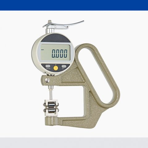 Thickness gauge FD-50-R with rollers without flange