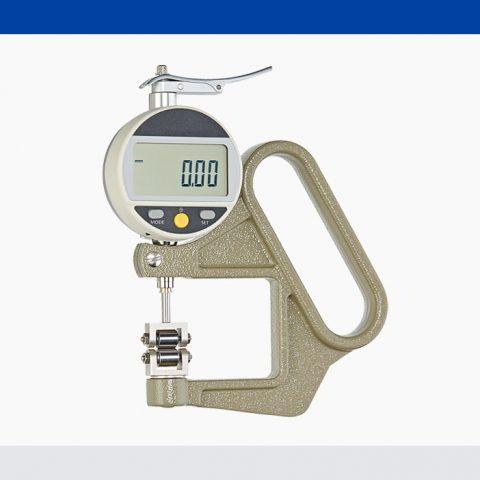 Dickenmesser JD-50-R mit Rollen ohne Flansch