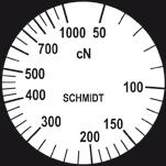 Skala Zugspannungsmesser Q-1000