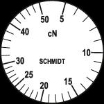 Skala Zugspannungsmesser Q-50