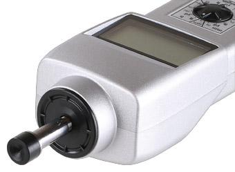 Tachometer DT-105AS mit Hohlmitnehmer