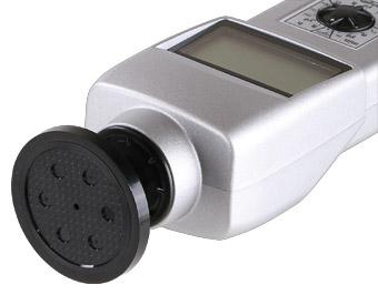 Tachometer DT-105A mit 6 Inch Gummimessrad