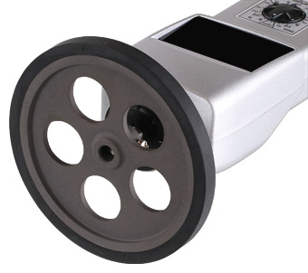 Tachometer DT-107AS mit 12 Inch Gummimessrad
